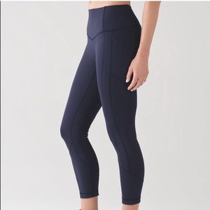 """lululemon All The Right Places 23"""" Crop Legging"""